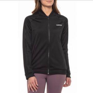 Adidas Essentials Dazzle Tricot Track Jacket